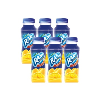 Rani Mango Juice 6 Pack 250ml+25ml Free