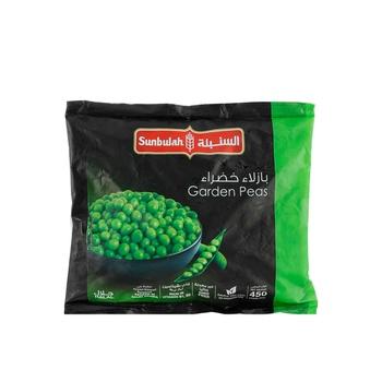 Sunbulah Garden Peas  450g
