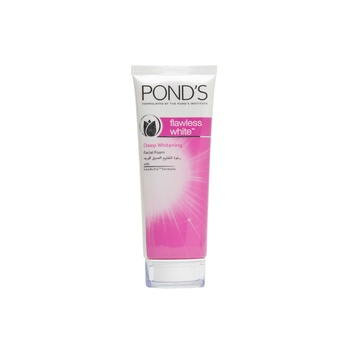 Ponds Facial Foam Deep Whitening 100g