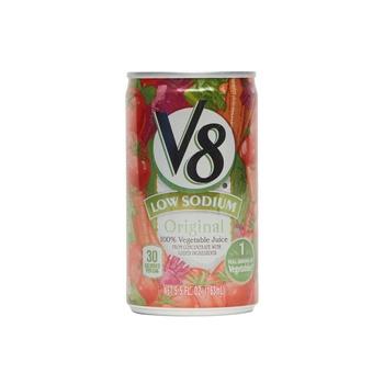 V-8 Veg Juice Low Sodium 5.5 Oz