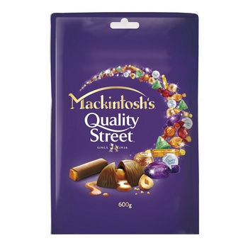 Mackintoshs Quality Street 600g 10%Off
