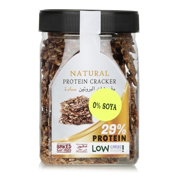 Modern Bakery  Cracker Protein Plain 200g