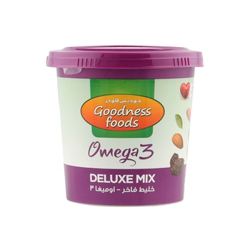 Goodness Foods Omega-3 Deluxe Mix Jar 150g