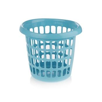 JCJ Plastic Laundry Basket # 1134