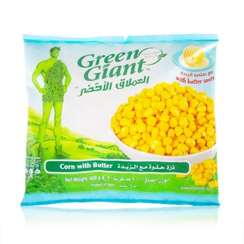 Green Giant Sweet Corn Wit Butr Sac