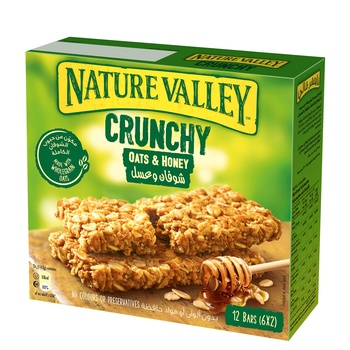 Nature Valley Bars Assorted 252g