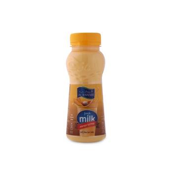 Al Rawabi Mango Lychee Milk 200ml