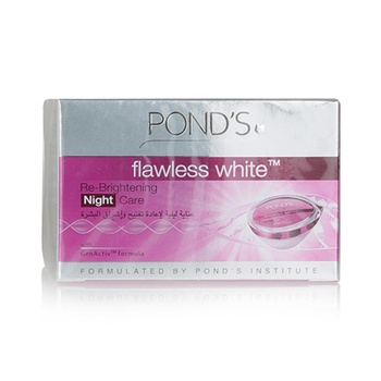 Ponds Flawless White Night Cream 50g