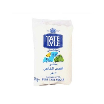 Tate + Lyle Granulated Sugar 2kg