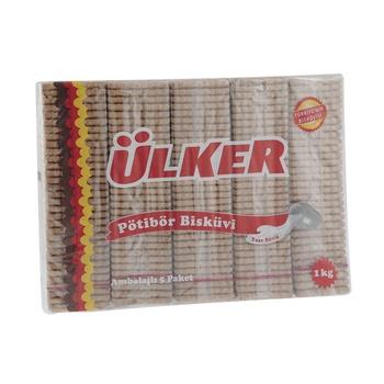 Ulker Petit Beurre Biscuit 1 Kg + Apron Free