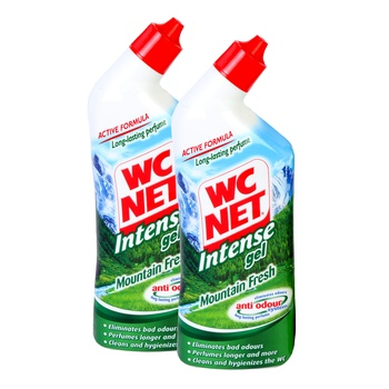 WC Net Intense Provence 750ml (1+1 Free)