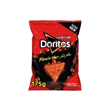 Doritos Flaming Hot 175g