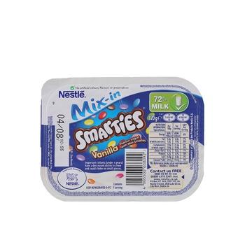 Nestle Smarties Vanilla Yoghurt 120g