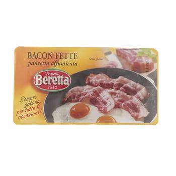 Beretta Pancetta Bacon Slice 100g