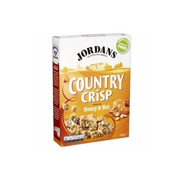 Jordans Country Crisp Honey & Nut 500g