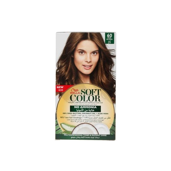 Wella Soft Color Kit 60 Dark Blonde