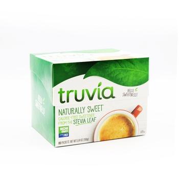 Truvia Sweetener Natural Sachets 80s