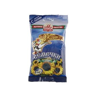 Janarat Slow Roast Sunflwer Seeds With Salt 100g
