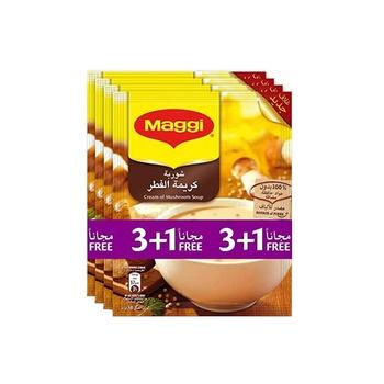 Maggi Cream Mushroom 4X68g