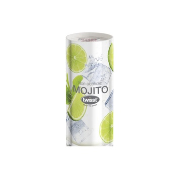 Twisst Non Alcoholic Mojito Mocktail 240 ml