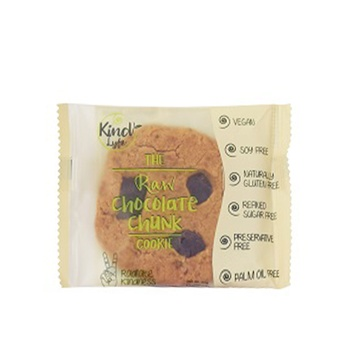 Kind Lyfe The Raw Choccolate Chunk Cookie 35g