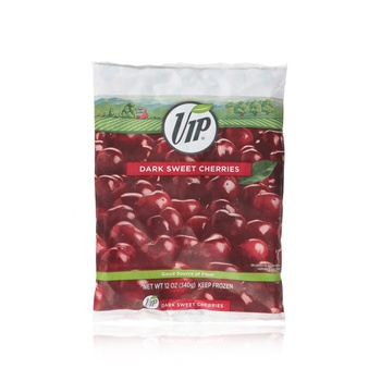 Vip Dark Sweet Cherries 335g