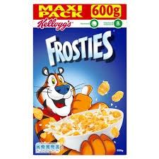 Kelloggs Frosties 600g