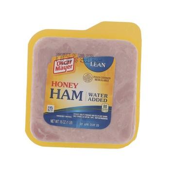 Oscar Mayer Ham Honey 1 Lb -  (Pork Contains)
