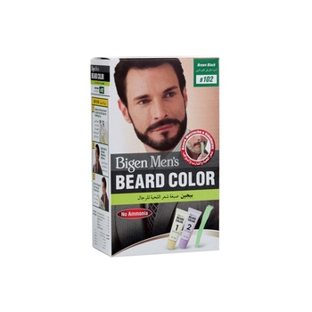 Bigen Beard Color B-102 (Brown Black)