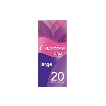 Carefree Plus Large 20pcs