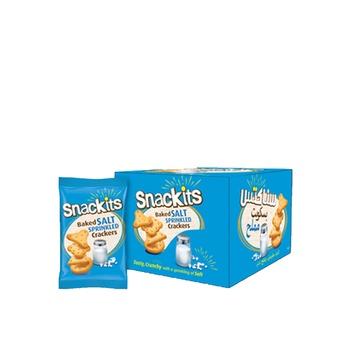 Nabil Snackits Salt 12X40g