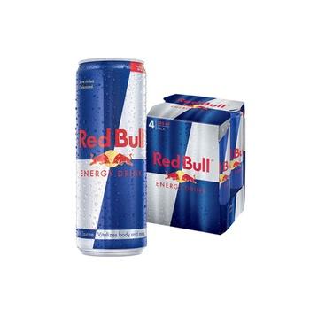 Red Bull Energy Drink 4 x 355 ml