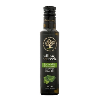 Willow Creek Coriendar Flavoured Olive Oil 250ml