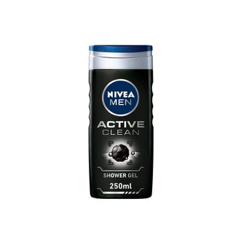 Nivea Men Shower Active Clean 250ml