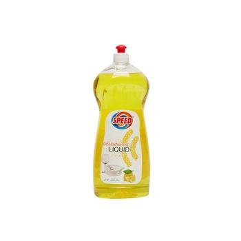 Speed Dishwashing Liquid Detergent Lemon 1250ml