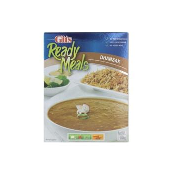 Gits Ready Meal Dhansak 300g