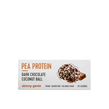 Skinny Genie Vegan Gluten Free Chocolate Coconut Protein Ball 40g