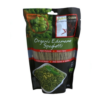 Explore Asian Organic Edame spaghetti 200g