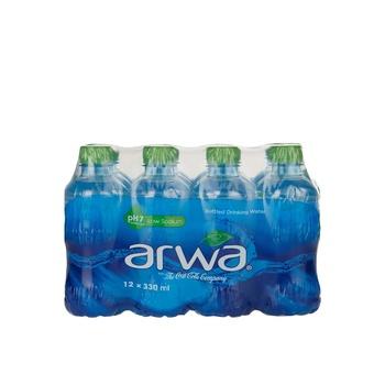 Arwa Water 12X330ml