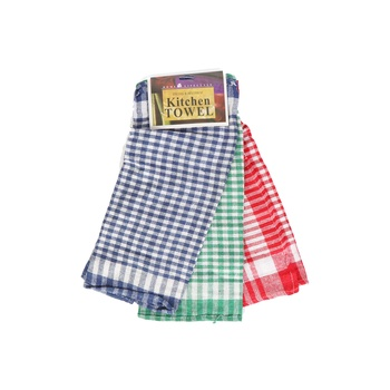 Cotton Kitchen Towel Pack Of 3