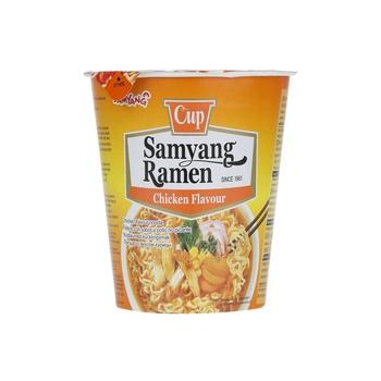 Samyang Chicken Flavor Cup Ndle 65g