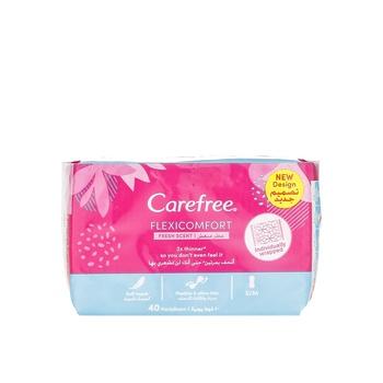Carefree Flexi Comfort Fresh 40s