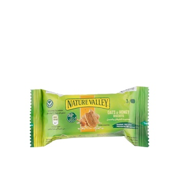 Nature Valley Biscuits -  Oats Honey 25g