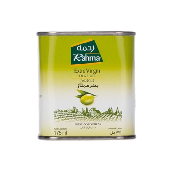 Rahma  Extra Virgin Olive Oil 175 Ml