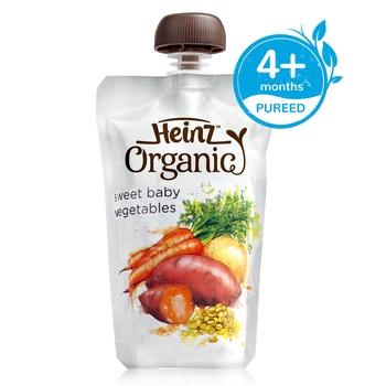 Heinz Original Baby Vegetable Pouch 120g
