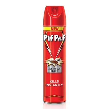 Pif Paf Insect Killer - Ultra Fast