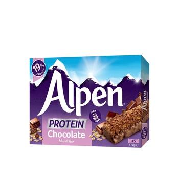 Alpen Protein Bar Chocolate 5X34g
