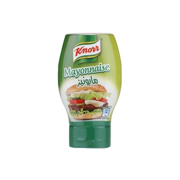 Knorr Mayonnaise Regular 295ml