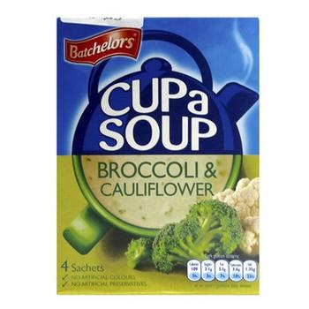 Batchelors Broccoli & Cauliflower Cup A Soup 101g