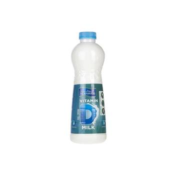 Al Rawabi Vitamin D Milk Full Fat 1 ltr